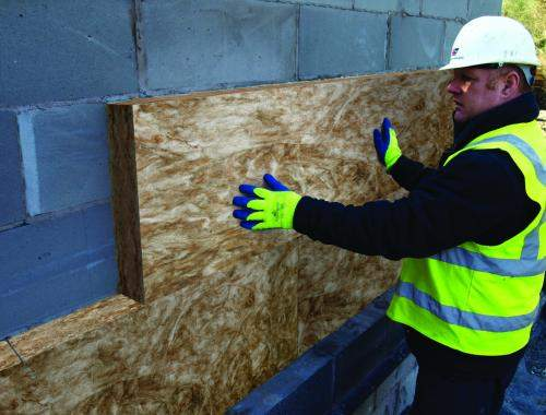 Facade, Wall & Soffit Insulation Solutions