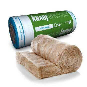 Glass Mineral Wool - Roof - LOFT ROLL