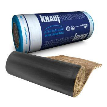 Glass Mineral Wool - Duct Liner - DUCT LINER ROLL ULTIMATE