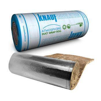 Glass Mineral Wool - Duct Wrap - DUCT WRAP ROLL ULTIMATE